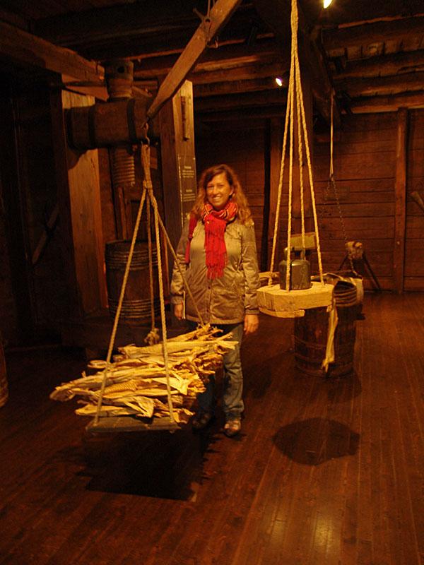 Сушеная треска в ганзейском музее намекает, что с лютефиском все будет нормуль