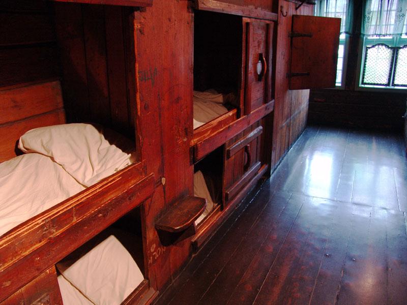 Капсульные гостиницы видимо были придуманы не японцами, а ганзейцами