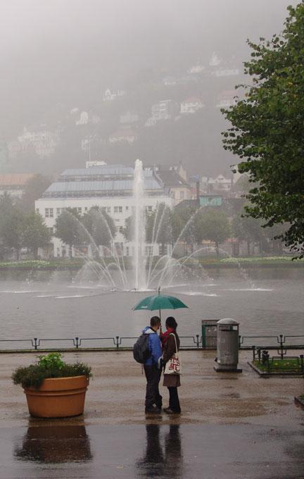 мимими.. все то же дождь и пара