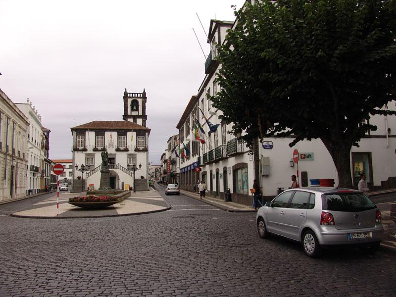 Исторический центр Понто Делгада
