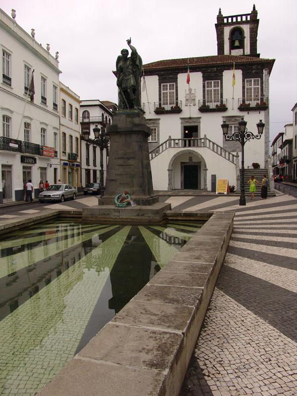 Столица острова Сан-Мигел - Понто Делгада