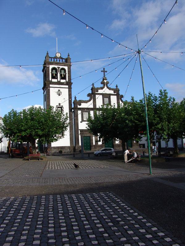 Португальская классика на Сан-Мигеле